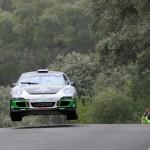 Porsche, como el de Vallejo, máximo exponente