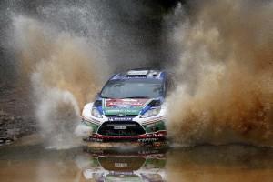 Mikko Hirvonen WRC 2011