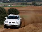 Seat Ibiza rallyes tierra