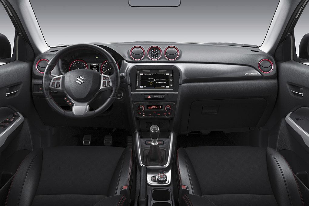 Interior nuevo Suzuki Vitara