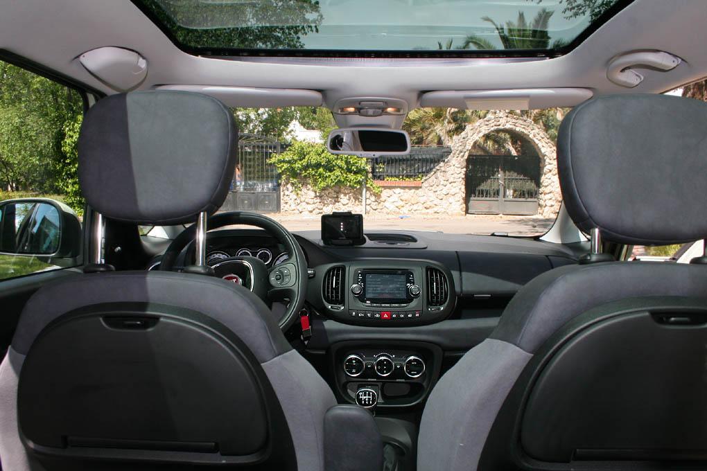 Interior Fiat 500 L