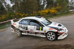 Ivan Ares Rally Noia 2011