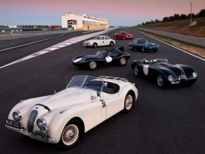 75 aniversario Jaguar