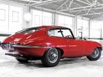 Jaguar celebra el 50 aniversario del E Type