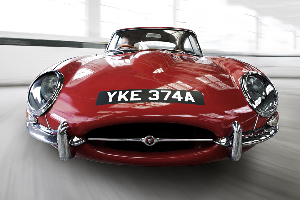 Aniversario Jaguar e type
