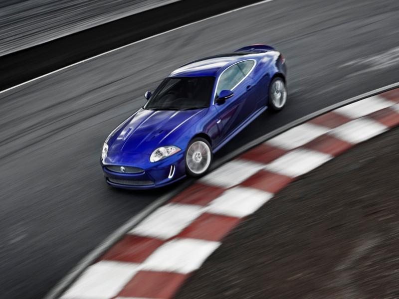 Jaguar XKR Coupé Special Edition 2011