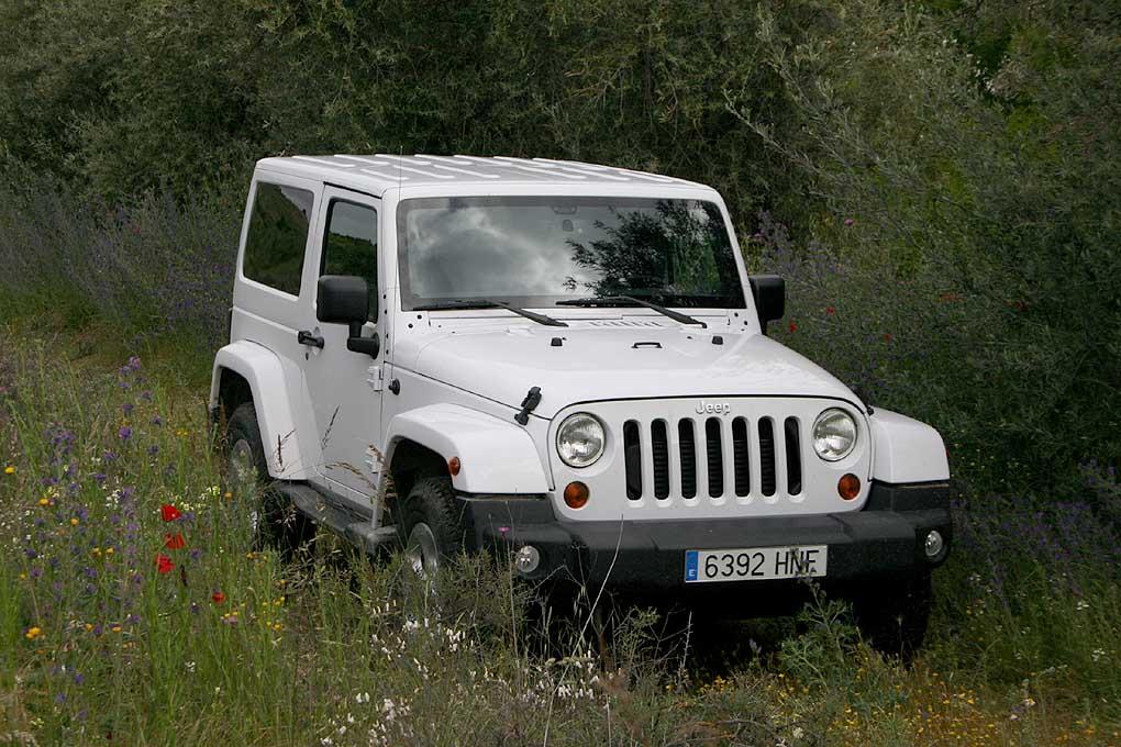 Prueba Jeep Wrangler