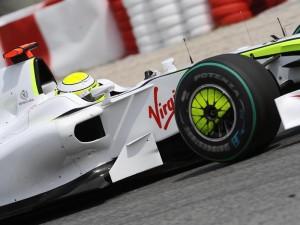 Button Spanish F1/2009
