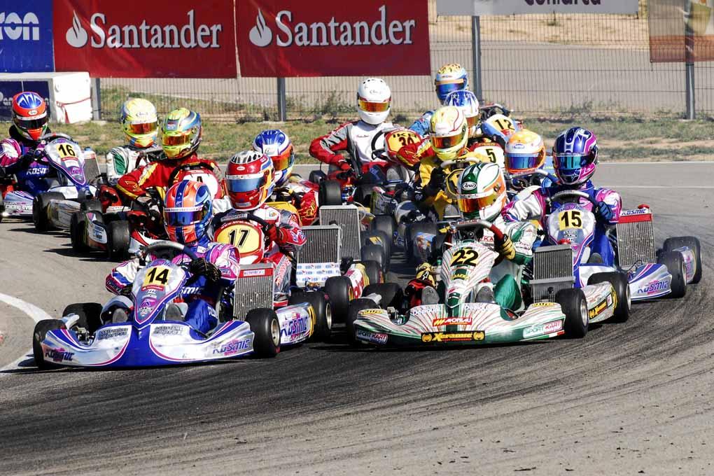 karting Circuito Motorland 2010