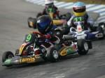 Karting tercera carrera campeonato murciano