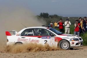Rallye Tierra Lanzarote