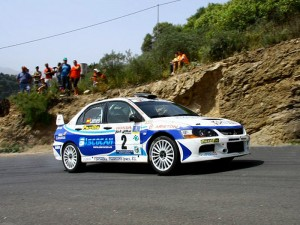 Rallye Santa Brigida 2010