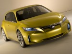 Lexus LF concept car