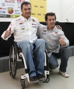 Albert Llovera y Marc Marti
