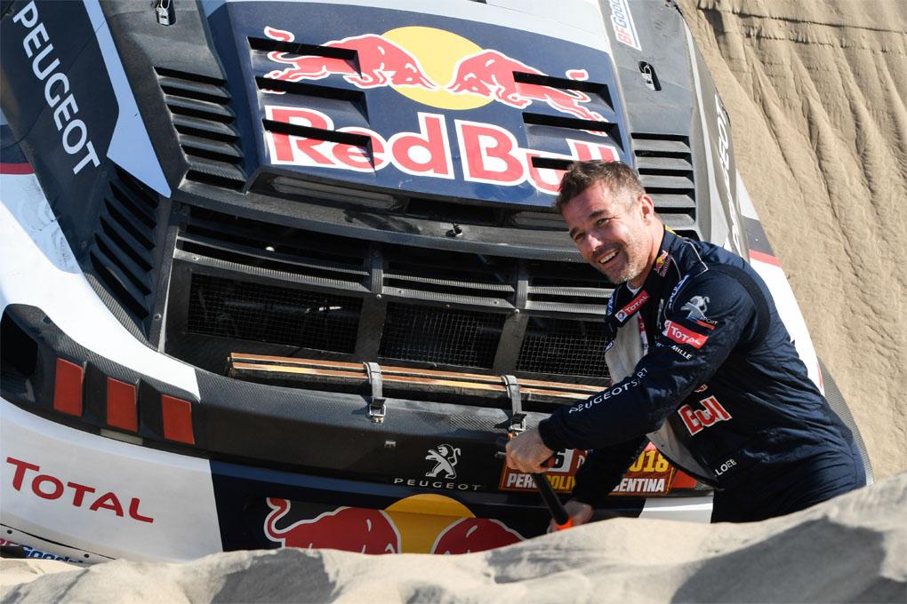 Sebastián Loeb vuelve al Dakar