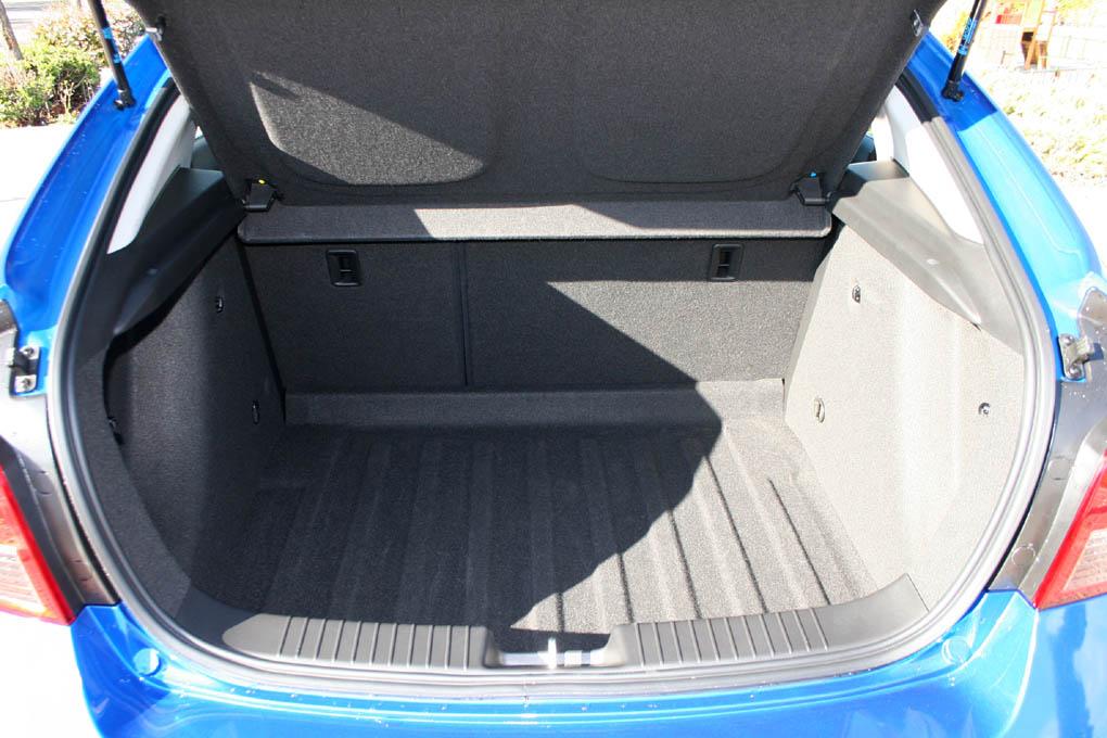 Maletero Chevrolet Cruze 5 puertas