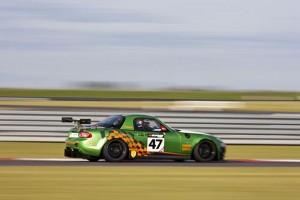Mazda MX 5 GT 4 para circuitos