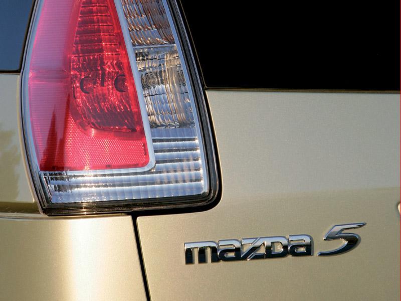 Mazda5 detalle