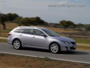 Mazda6 familiar