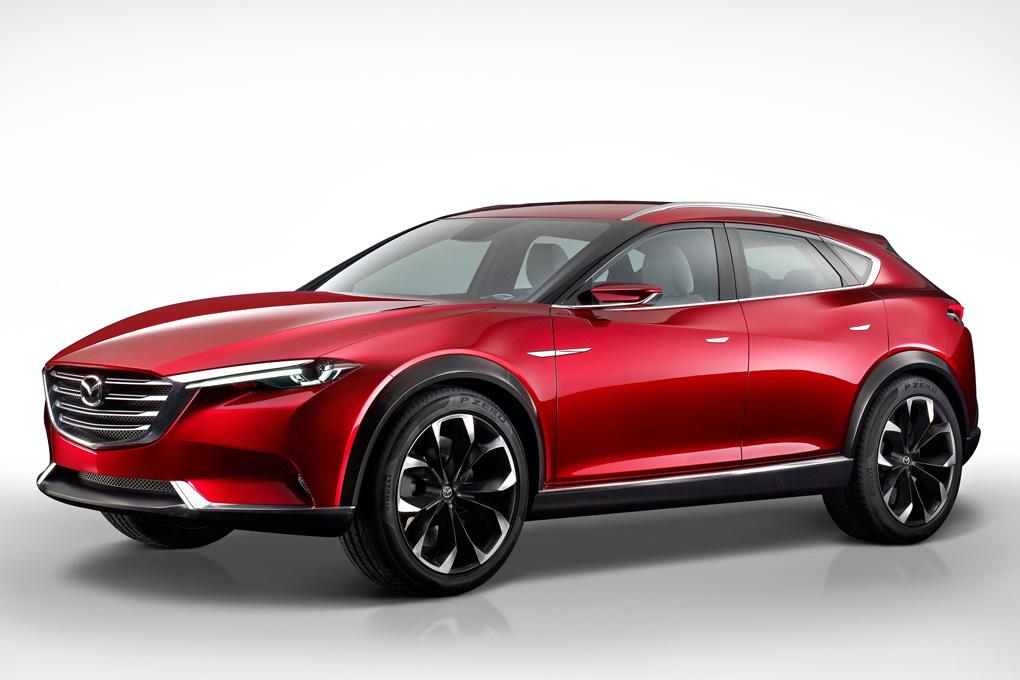 Nuevo Mazda Koeru