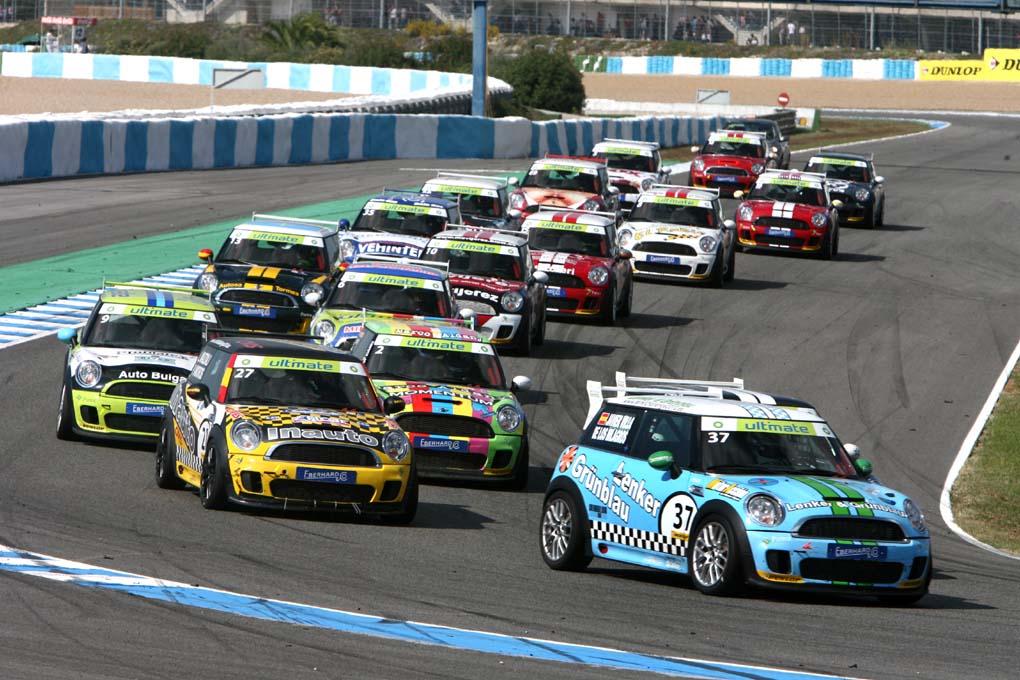 Mini circuito Jerez 2010