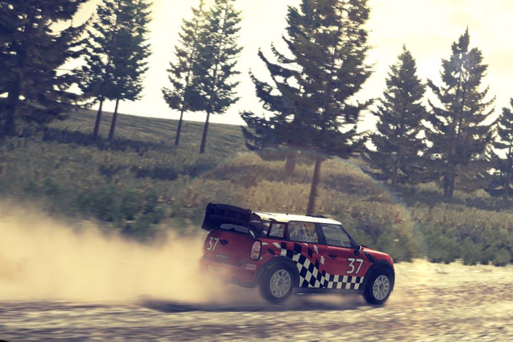 juego WRC2, Sordo con Mini WRC
