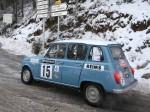 Renault 4L Rallye Montecarlo 2011