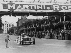 Circuito de Montjuic en 1933