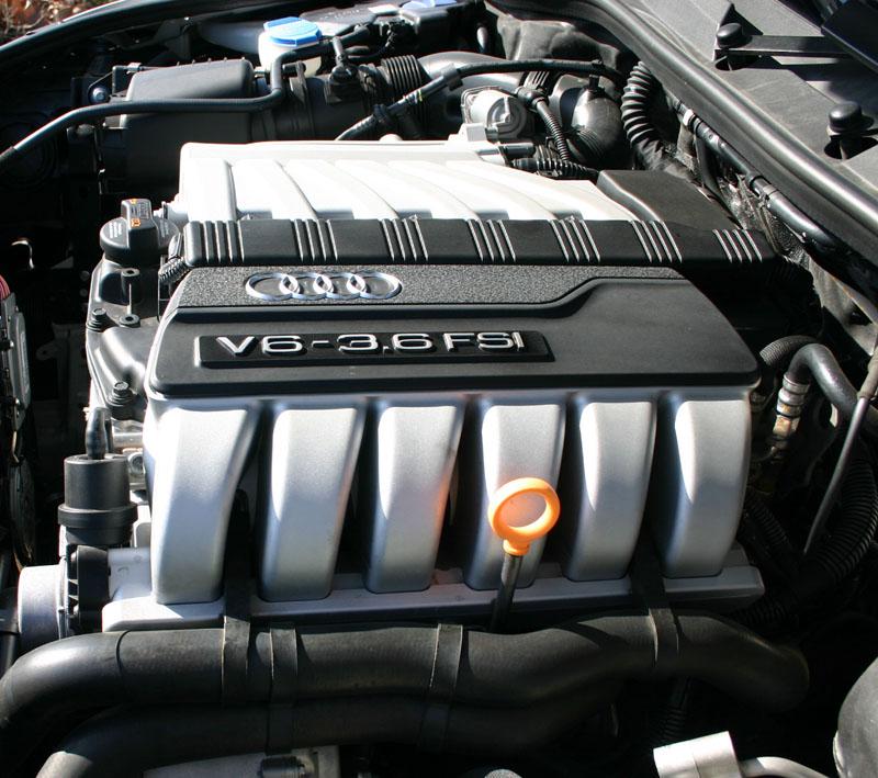 motor Audi Q7