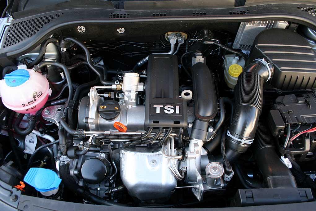 Motor TSI de Seat y Skoda