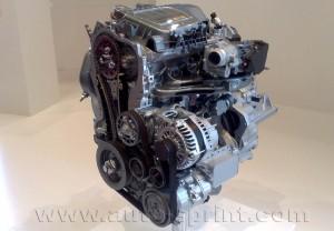 Nuevo motor diesel dci 130