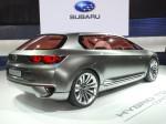 Subaru Hybrid Tourer Concept, primicia europea en Ginebra