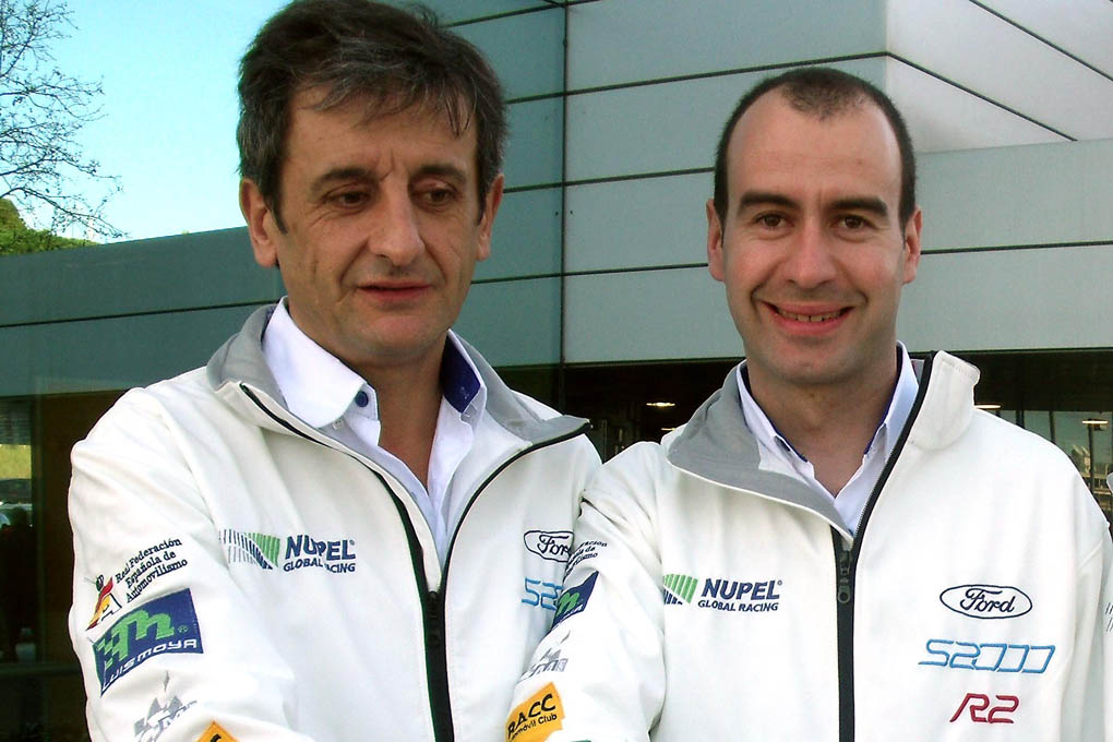 Luis Moya y Xevi Pons