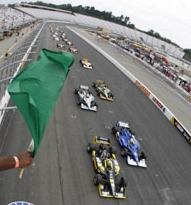 Oriol Servia IndyCar series
