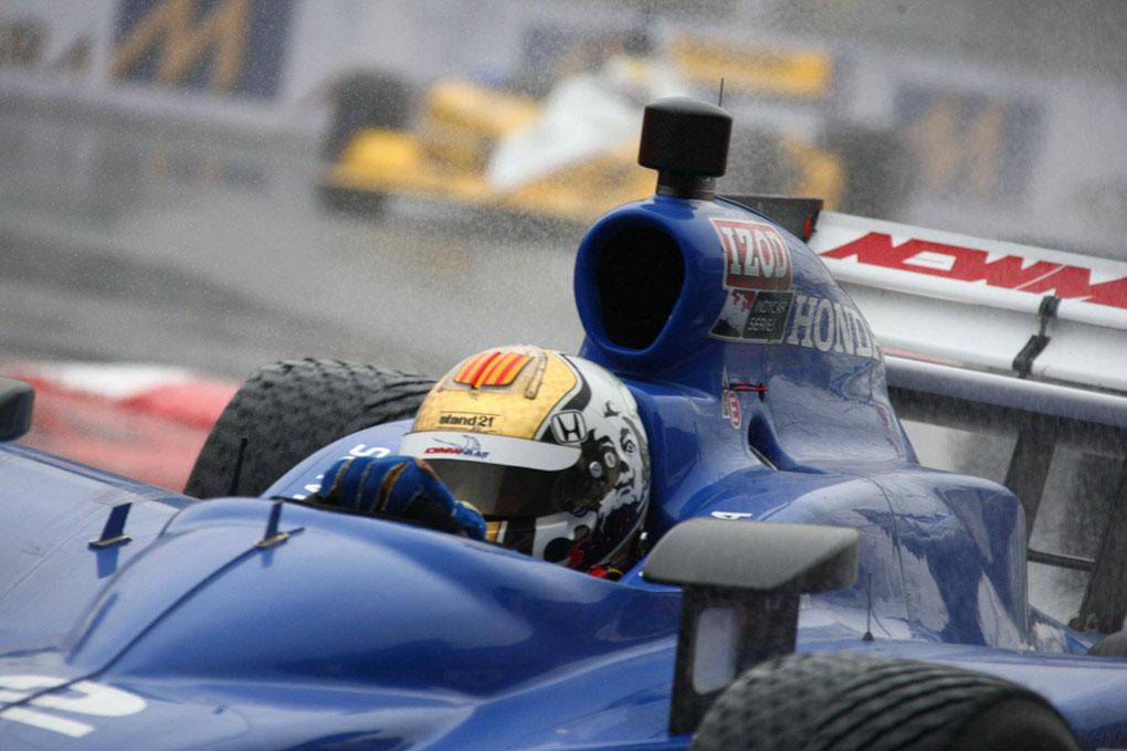 Oriol Indy 2011 Circuito Sao Paolo