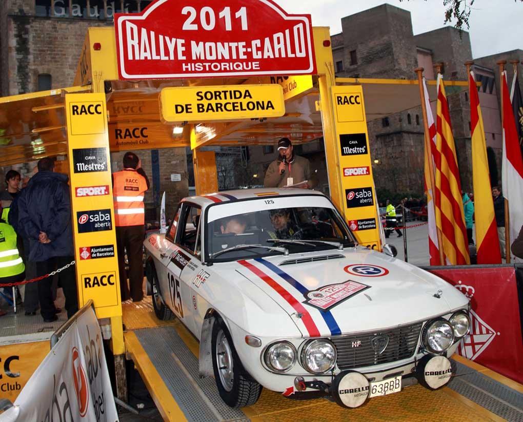 Ortega-Andreu Salida Barcelona 2011