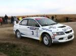 Oscar Fuertes rallye tierra Ejea 2009