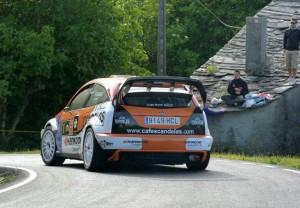 Pedro Burgo Rally Naron 2011
