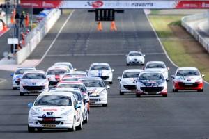 Circuito Navarra Copa Peugeot