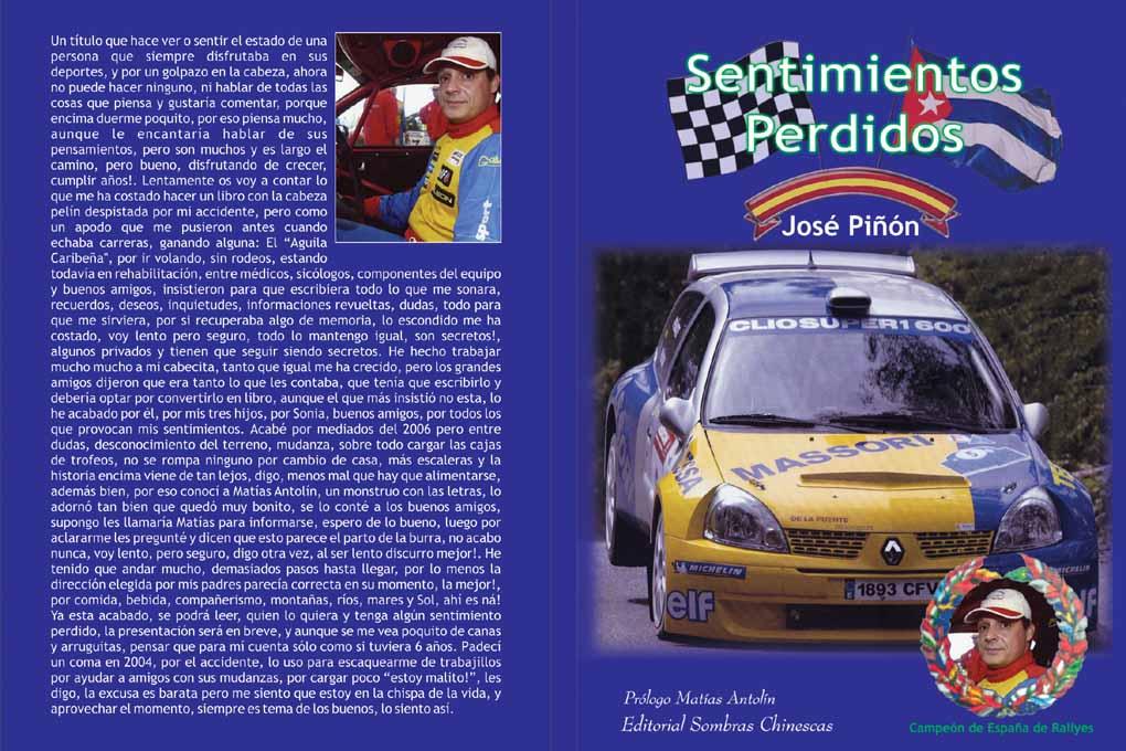 presentacion libro Pepe Piñon