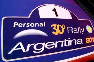 placa rally argentina