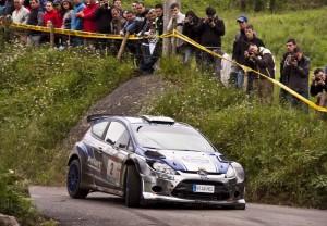 Xevi Pons Rallye Cantabria 2011