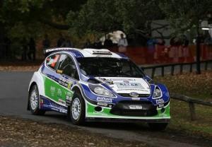 Pons rallye Orense 2010