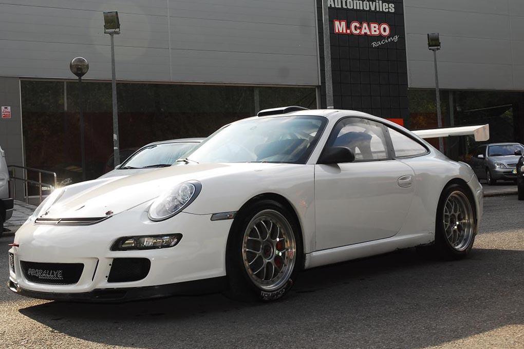 Porsche 911 gt3 rallyes
