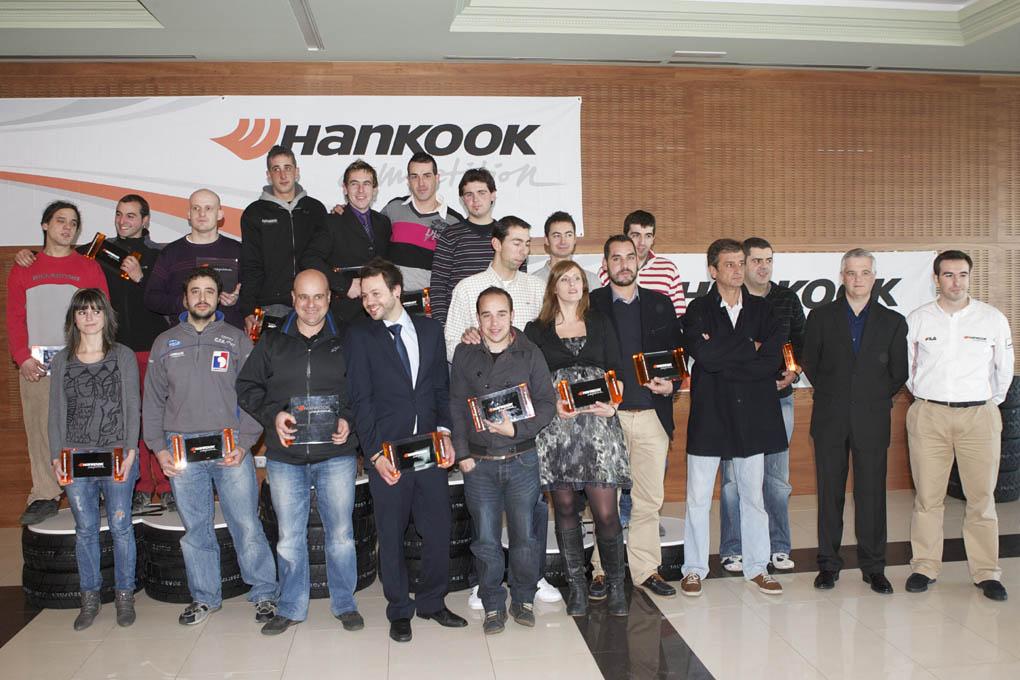 Premios Hankook 2010