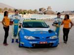 Presentacion Canarias Siampark Renault Maxi Megane