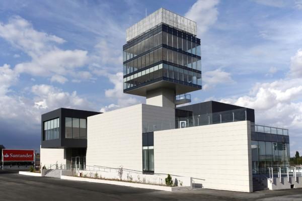 Nueva torre Circuito del Jarama