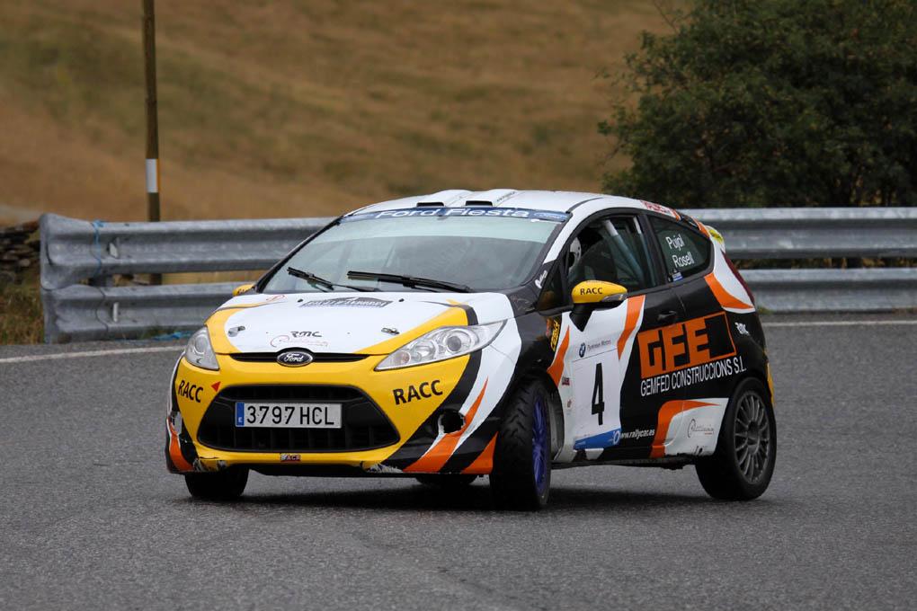 Rally Andorra 2011