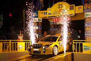 Rallye Canarias 2011