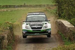 Rallye Irlanda 2012 Skoda